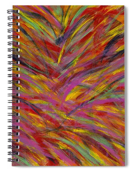 Desert Blossoms Spiral Notebook