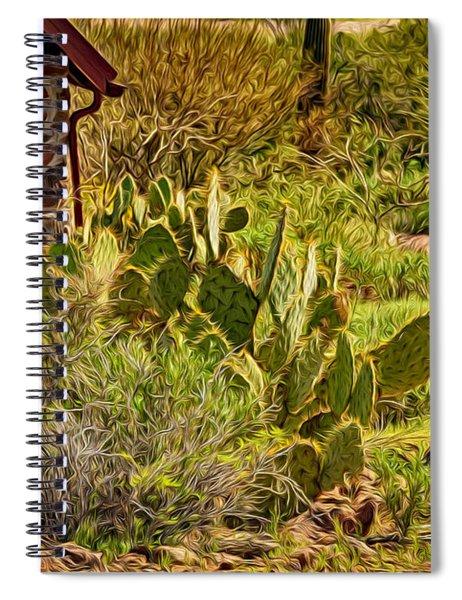 Desert Dream Spiral Notebook