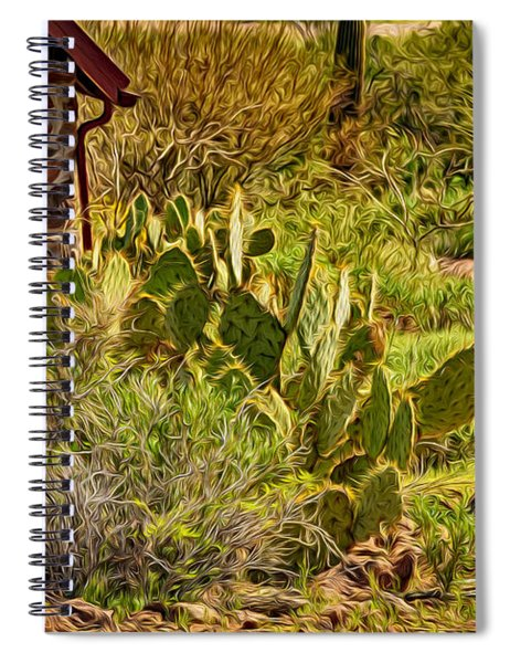 Desert Dream Spiral Notebook
