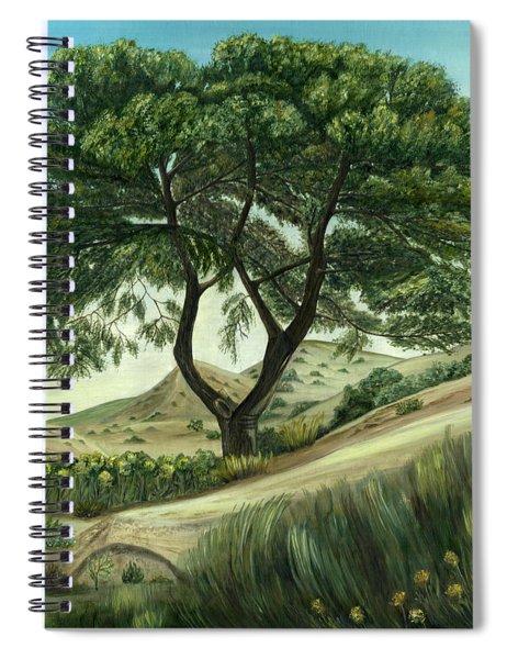 Desert Pine Spiral Notebook