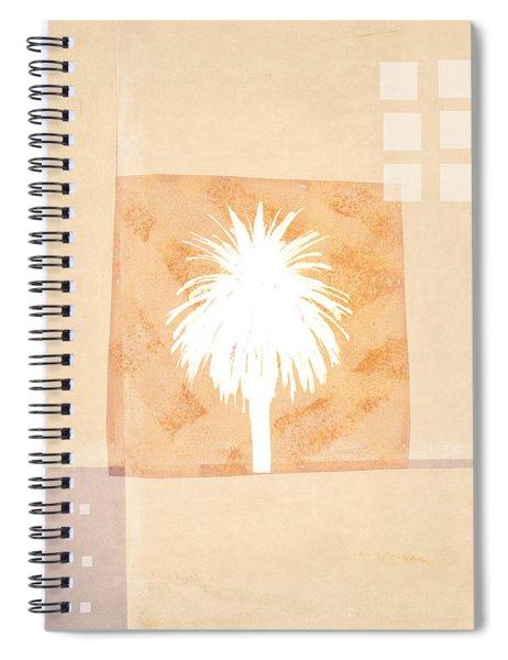 Desert Windows Spiral Notebook