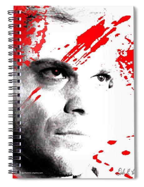 Dexter Dreaming Spiral Notebook