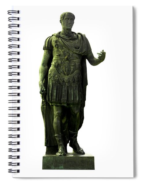 Dictator Julius Caesar Spiral Notebook