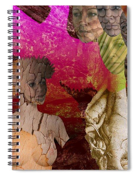 Digindeep Spiral Notebook