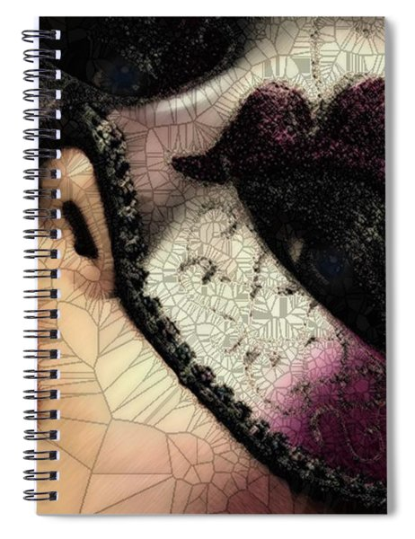 Digital Spiral Notebook
