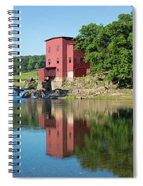 Dillard Mill At Dillard Mill State Spiral Notebook