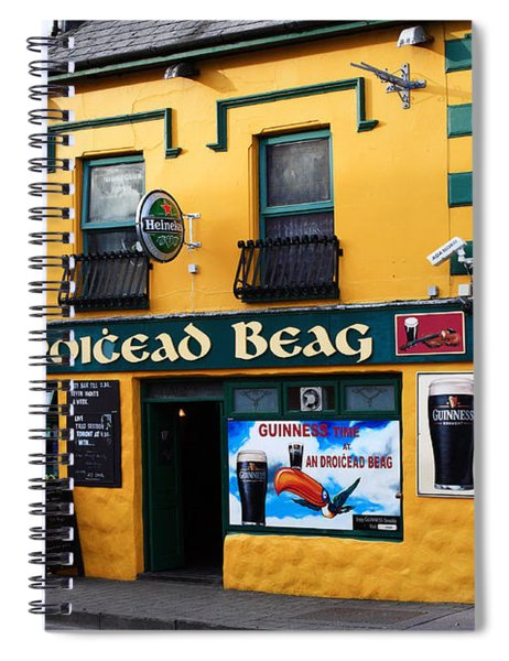 Dingle County Kerry Ireland Spiral Notebook