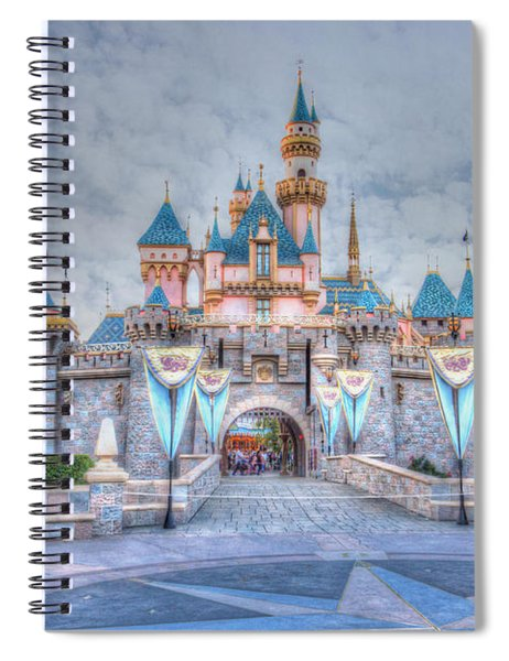 Disney Magic Spiral Notebook