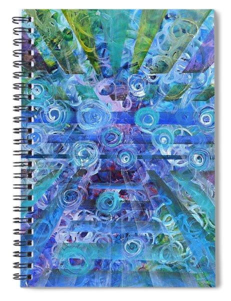 Dissonance Spiral Notebook
