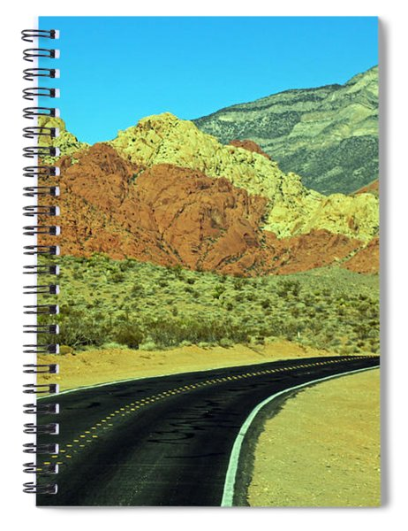 Diversified Landscape Spiral Notebook