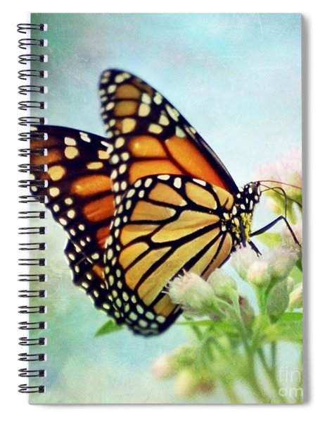 Divine Things Spiral Notebook