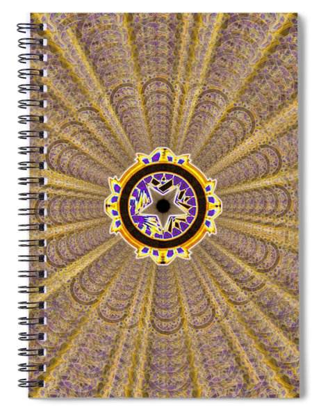 Dna Miracle Creation Spiral Notebook