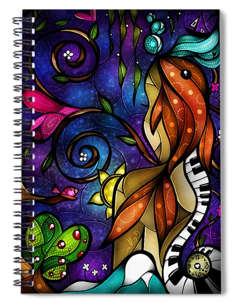 Do You Remember Spiral Notebook
