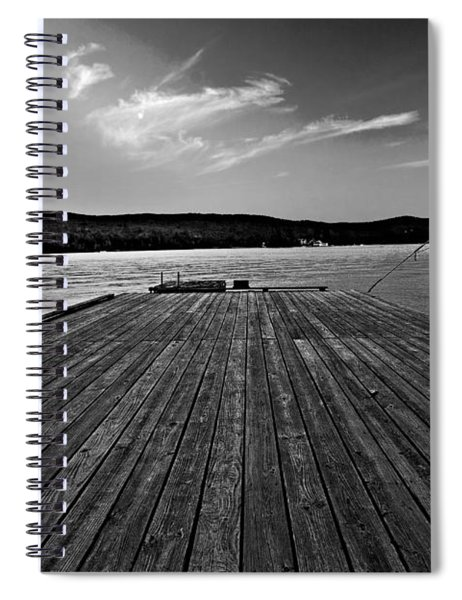 Dock Spiral Notebook