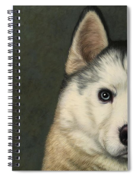 Dog-nature 9 Spiral Notebook