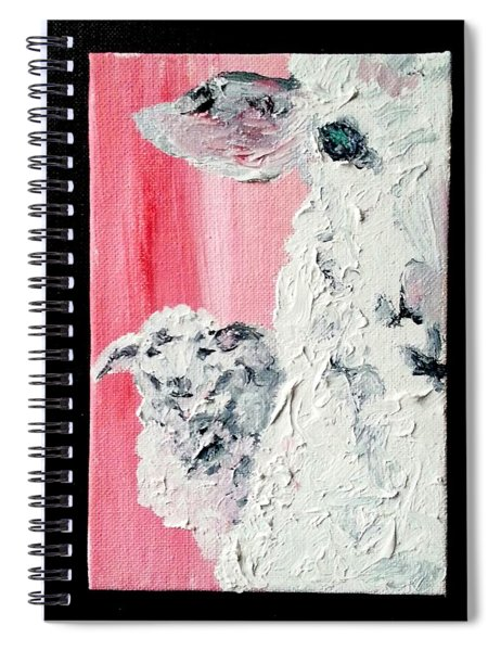 Dolly And Dot Spiral Notebook
