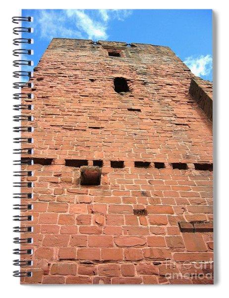 Dominating Spiral Notebook