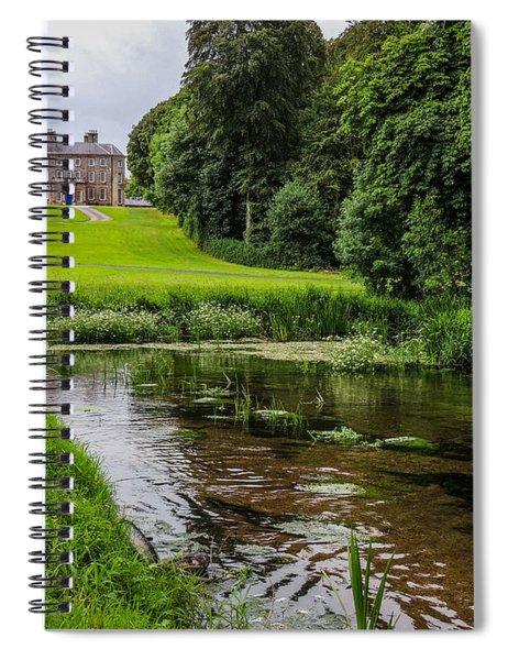 Doneraile Court Estate In County Cork Spiral Notebook