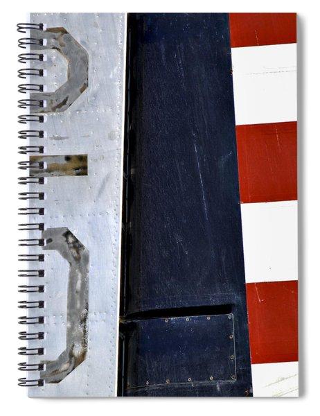 Douglas B-23 Dragon Spiral Notebook