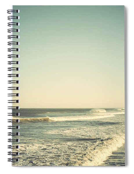 Down The Shore - Seaside Heights Jersey Shore Vintage Spiral Notebook