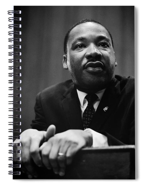 Dr Martin Luther King Spiral Notebook