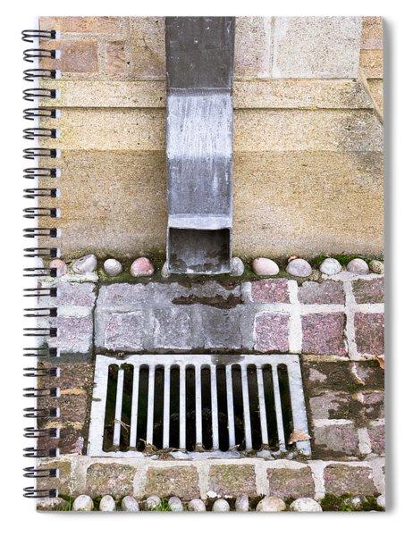 Drain Spiral Notebook