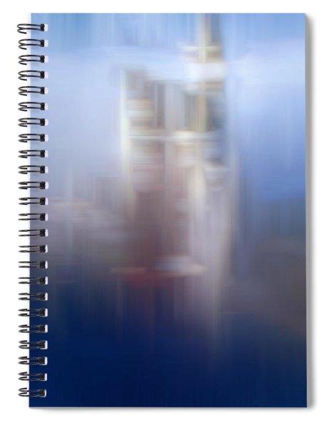 Dream Castle I Spiral Notebook