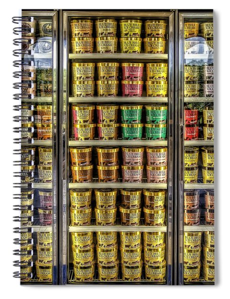 Dream Fridge Spiral Notebook