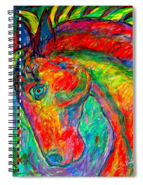 Dream Horse Spiral Notebook