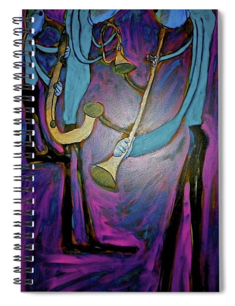 Dreamers 00-001 Spiral Notebook