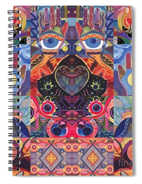 Dreaming Is Free Spiral Notebook