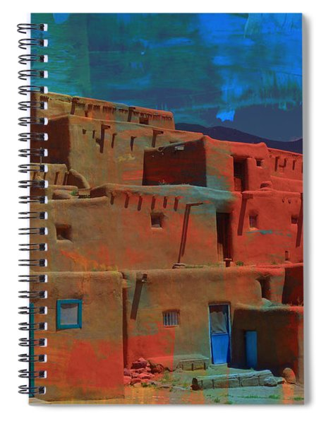 Dreams Of Taos Spiral Notebook