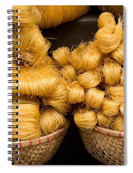 Dried Rice Noodles 02 Spiral Notebook