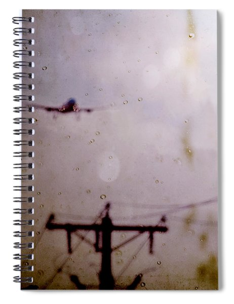 Drifting Into Daydreams Spiral Notebook
