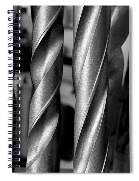Drills Spiral Notebook