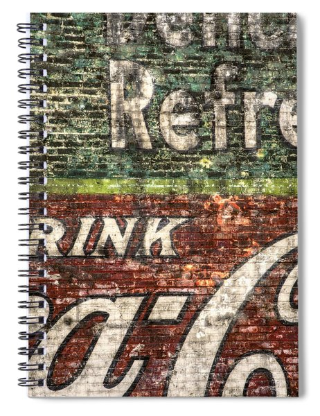Drink Coca-cola 1 Spiral Notebook