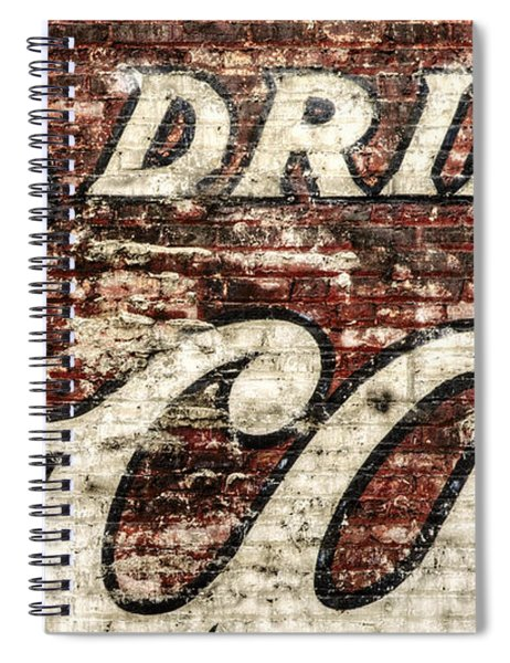 Drink Coca-cola 2 Spiral Notebook