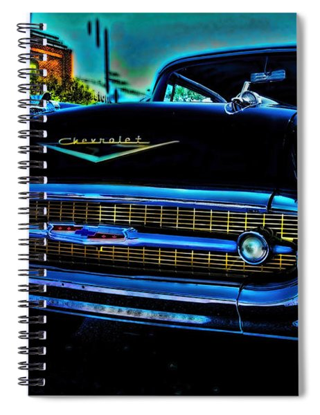 Drive In Special Spiral Notebook