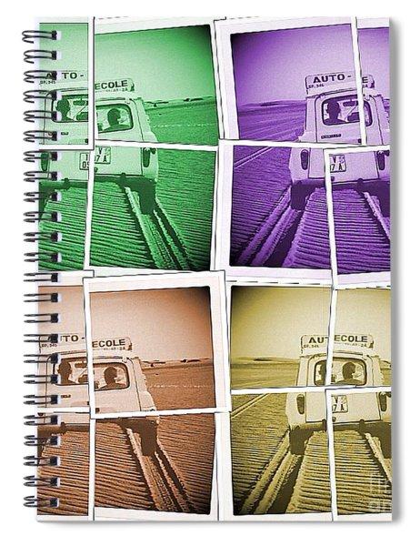 Dsd4 Spiral Notebook