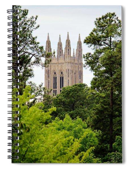 Duke Chapel Spiral Notebook