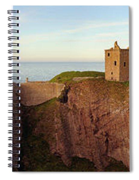 Dunnottar Castle Spiral Notebook