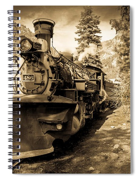 Durango And Silverton #2 Spiral Notebook
