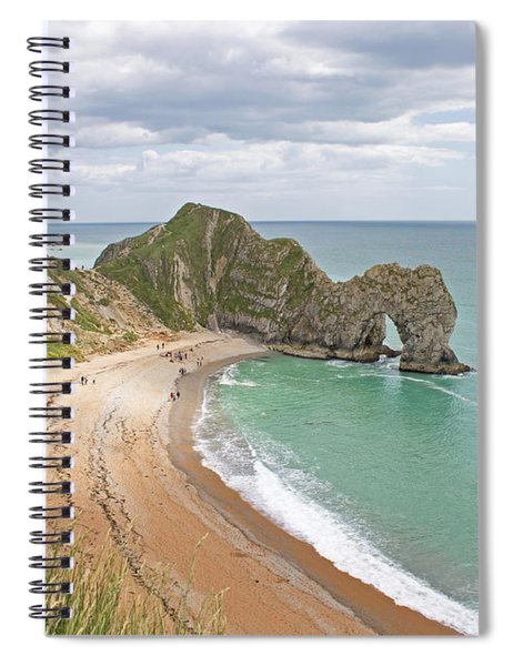 Durdle Door Spiral Notebook
