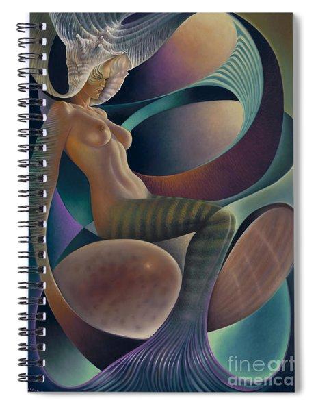 Dynamic Queen 6 Spiral Notebook