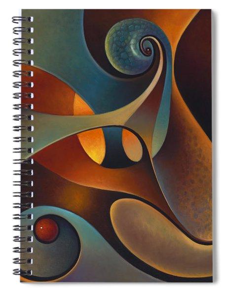 Dynmaic Series #14 Spiral Notebook