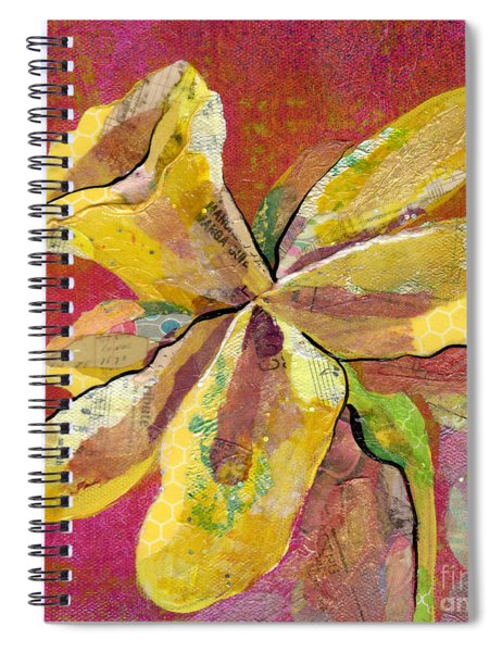 Early Spring II Daffodil Series Spiral Notebook