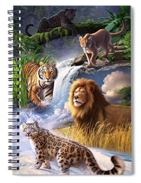Earth Day 2013 Poster Spiral Notebook