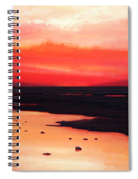 Earth Swamp Spiral Notebook