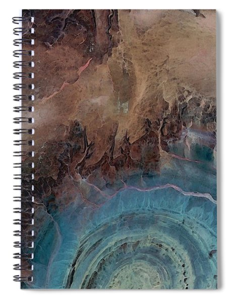 Earthship 1 Spiral Notebook