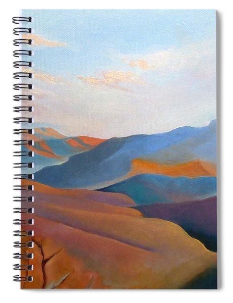 East Fall Blue Ridge No.3 Spiral Notebook